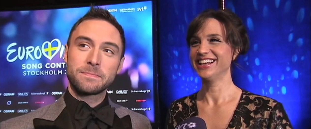 Eurovizi 2016 bude moderovat Petra Mede a Måns Zelmerlöw