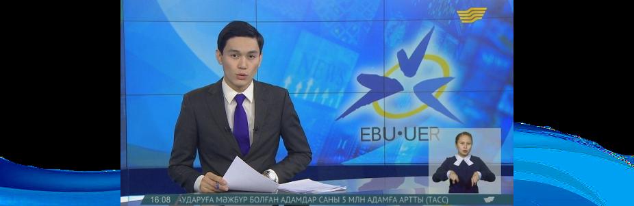 Kazachstán se stane přidruženým členem EBU