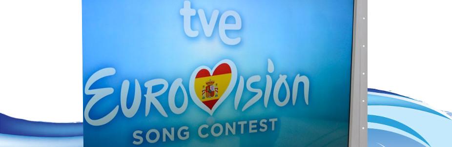 Jména španělských finalistů Eurovize