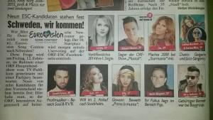 Rakouští finalisté Eurovize