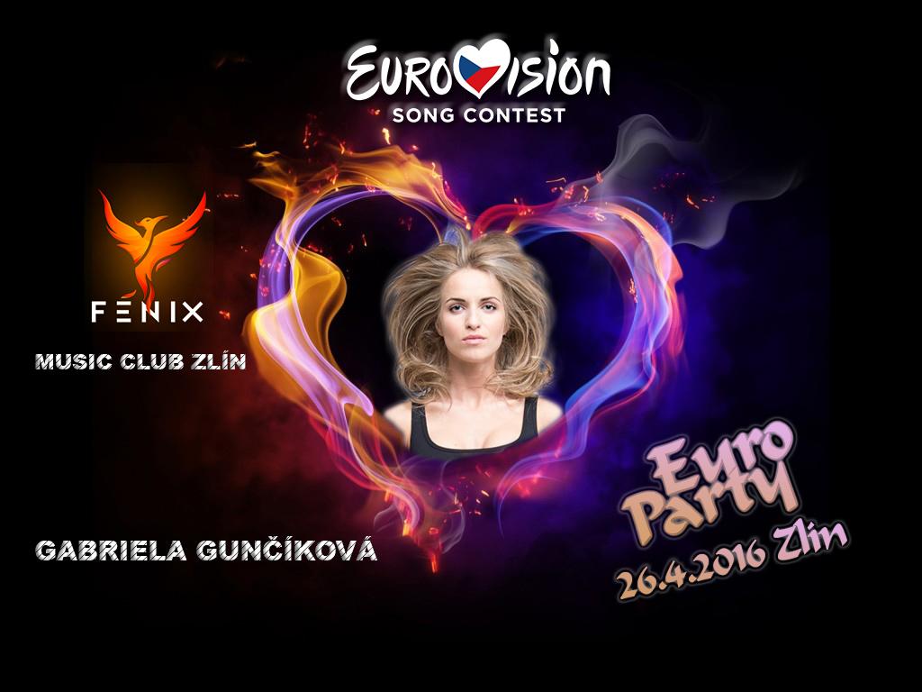 Gabriela Gunčíková vystoupí ve Zlíně