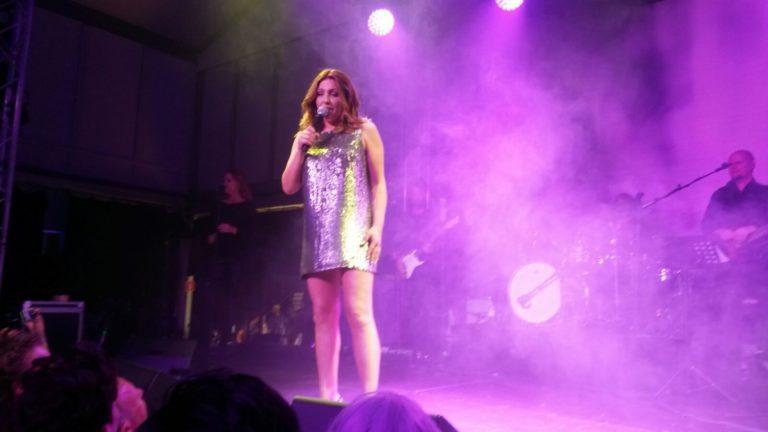Helena Paparizou v Euroclubu