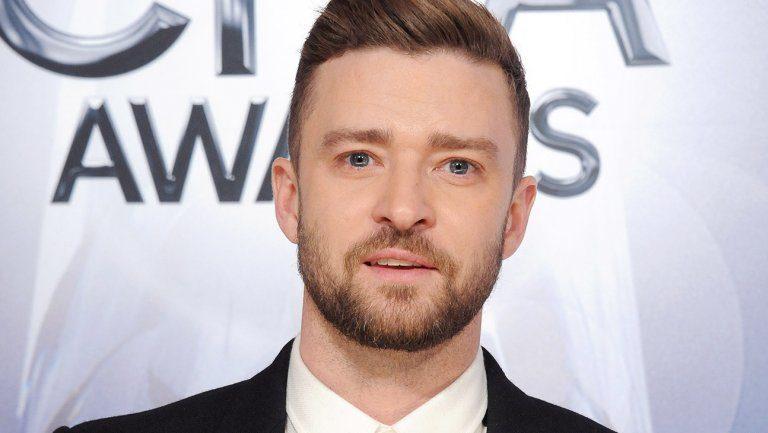 Justin Timberlake vystoupí během finále Eurovize