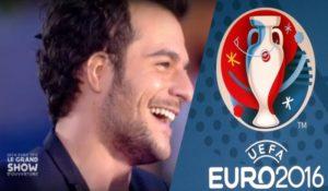 Amir vystoupil na EURO 2016