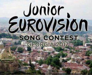 Gruzie bude hostit Juniorskou Eurovizi 2017