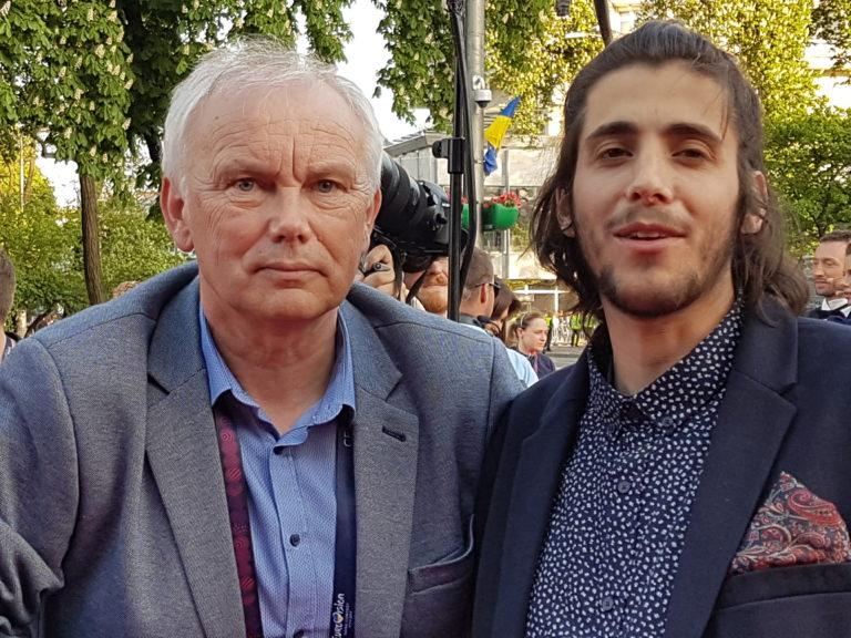Eurovízia 2017 očami Jána Winklera.