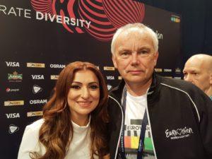 Claudia Faniello z Malty