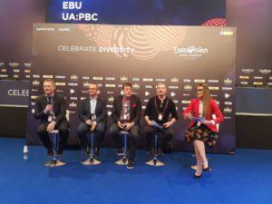 Tisková konference EBU