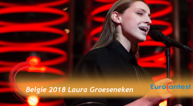 Belgie 2018 Laura Groeseneken