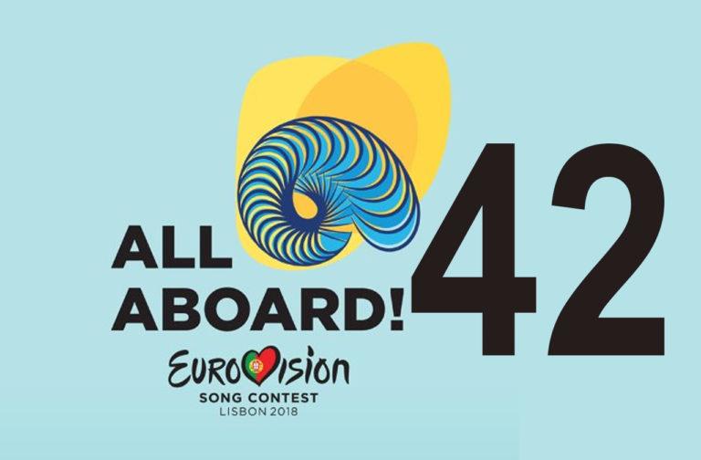O CENU EUROVIZE bude bojovat 42 zemí