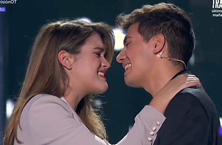 Španělsko 2018 Alfred and Amaia