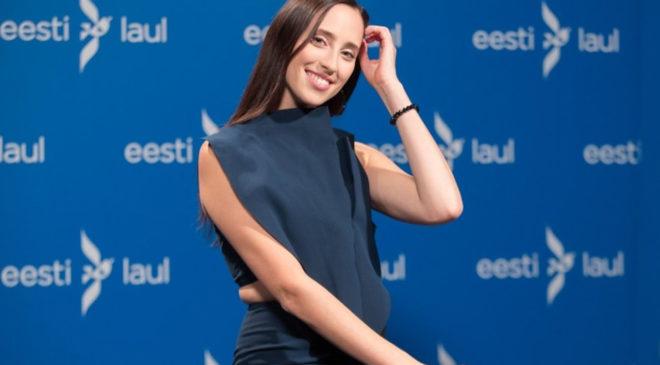 Estonsko 2018 ELINA NECHAYEVA