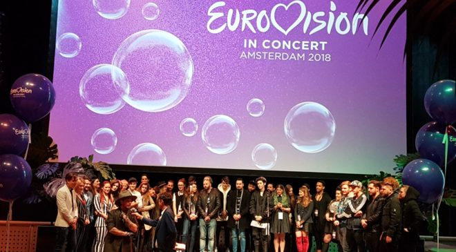 Jubilejný EUROVISION IN CONCERT