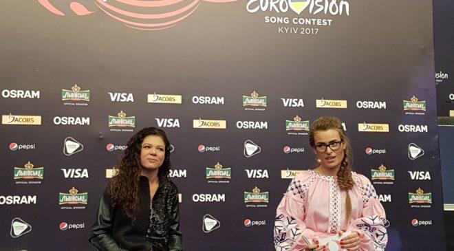 Bude Ruslana na finále Eurovize?