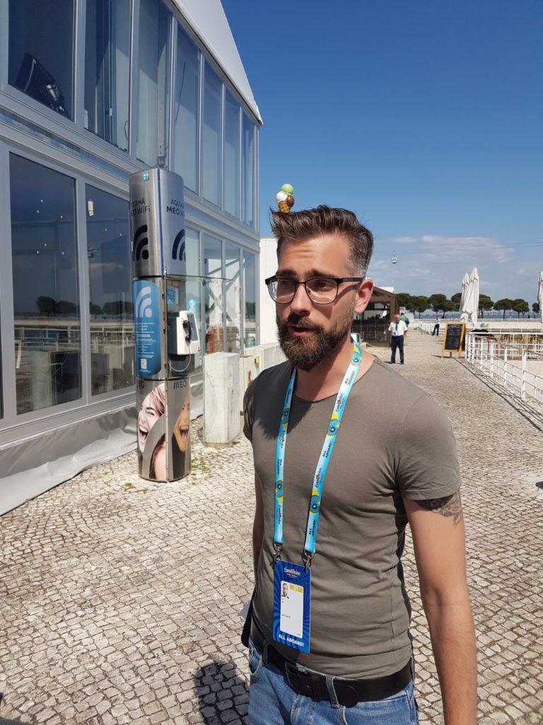Rozhovor s šéfem české delegace Janem Borsem