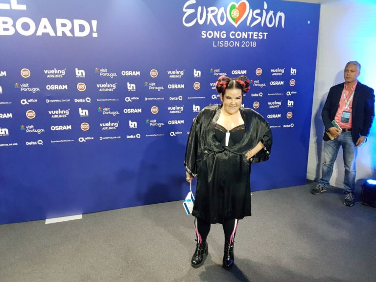 Eurovision Song Contest 2018 vyhrál Izreal