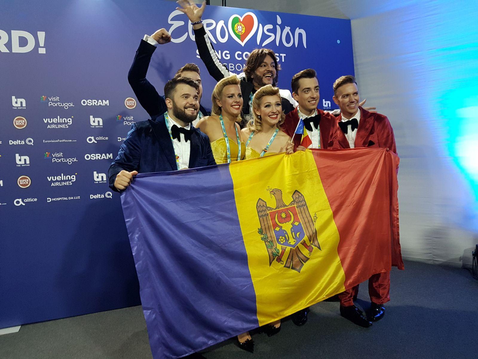 Moldavsko Eurovision