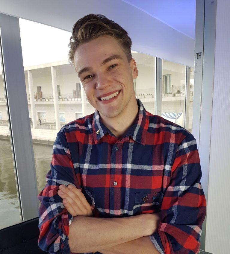 Mikolas se připravuje na finále Eurovize