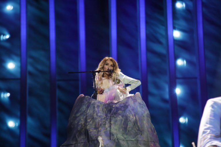 Ruská televize odvysílá první semifinále ze záznamu