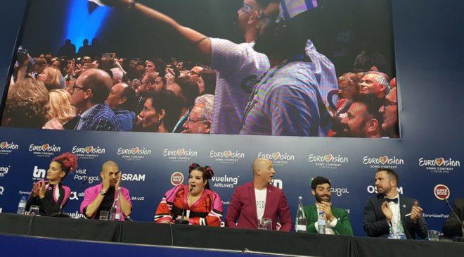 """Eurovize 2019 """"buď Jeruzalém, nebo jiná země"""""""