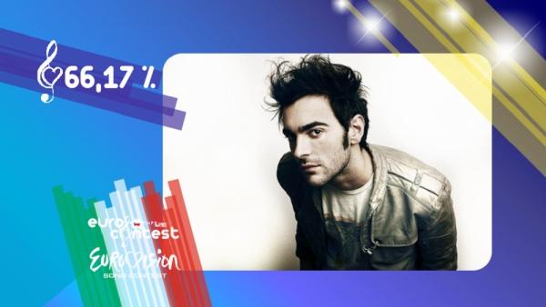 Eurovizní song 2013 (ukázka z archivu)