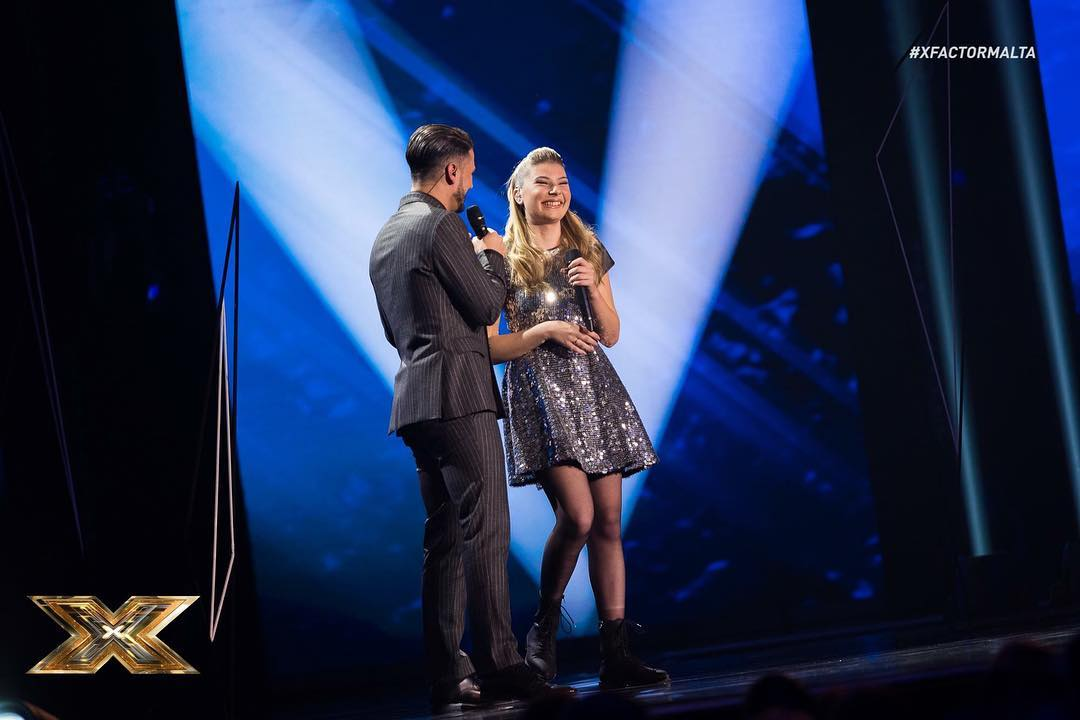 Michela Pace Eurovision