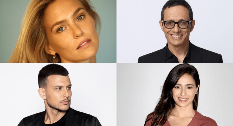 Představujeme moderátory Eurovize 2019