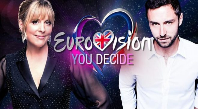 Britové volí svůj Eurovision song v pátek