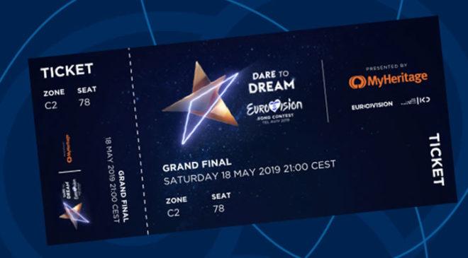 Známe ceny vstupenek na Eurovizi