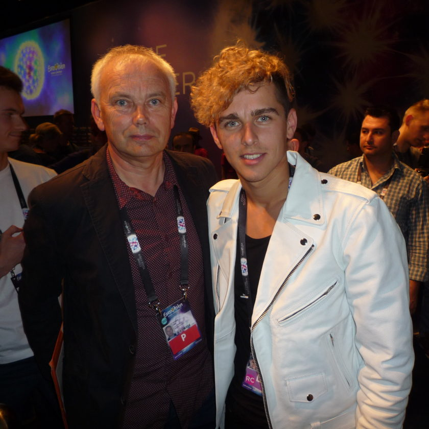 Donny Montell Eurovision