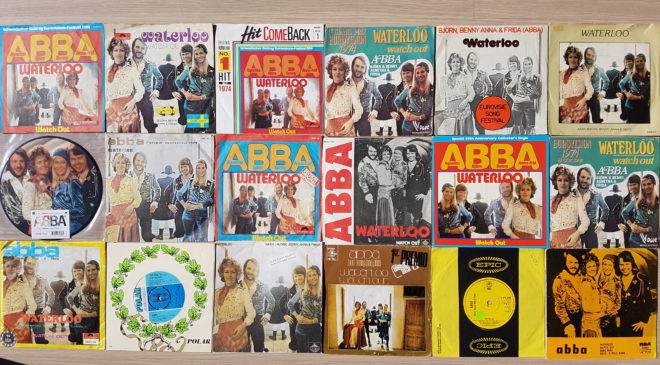 Pred 45 rokmi vyhrala  ESC ABBA s Waterloo