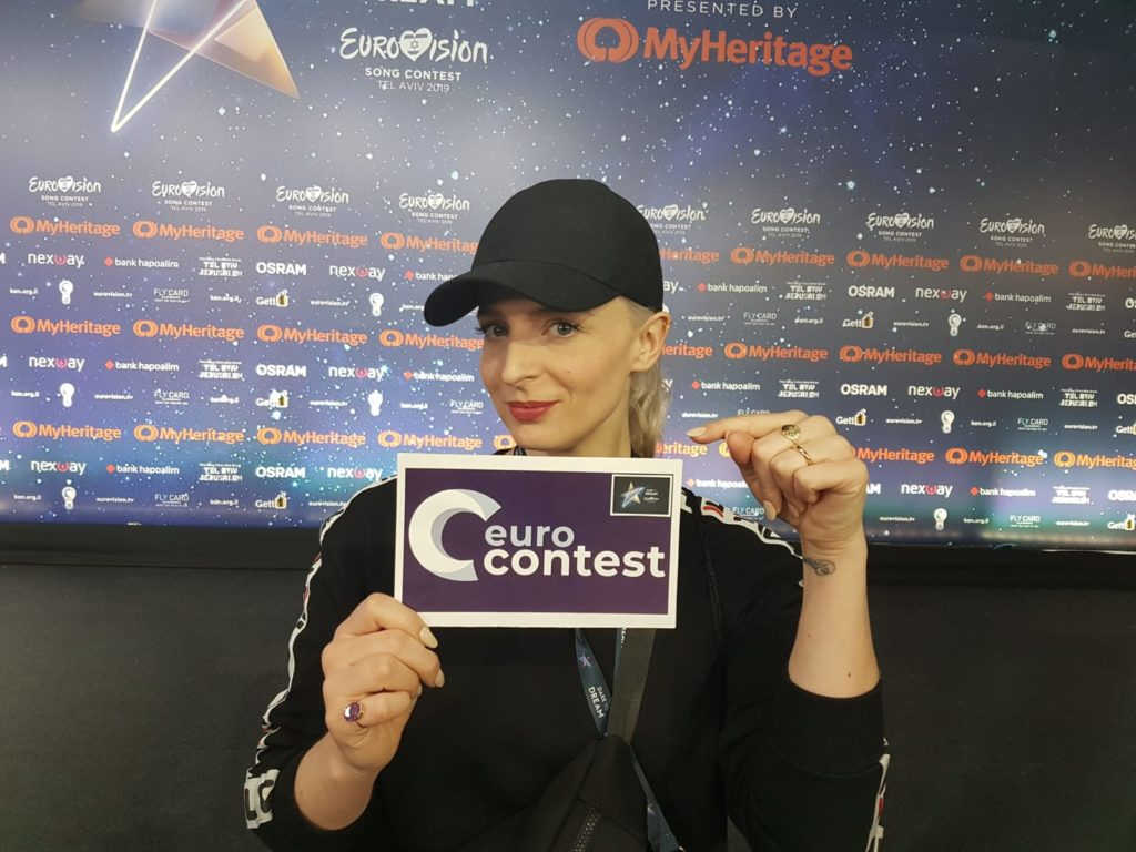 Émilie Satt Eurovision 2019