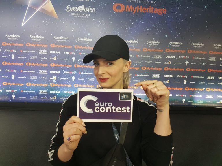 Émilie Satt: pozdrav čtenářům EuroContestu