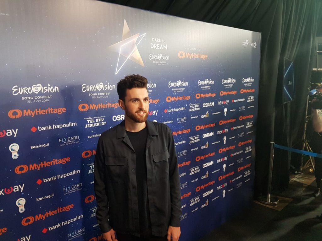 Eurovize 2019 Duncan Laurence