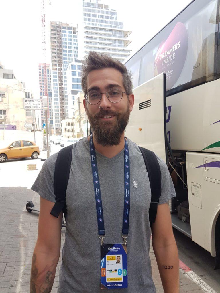 Exkluzivní rozhovor s Honzou Borsem z Tel Avivu
