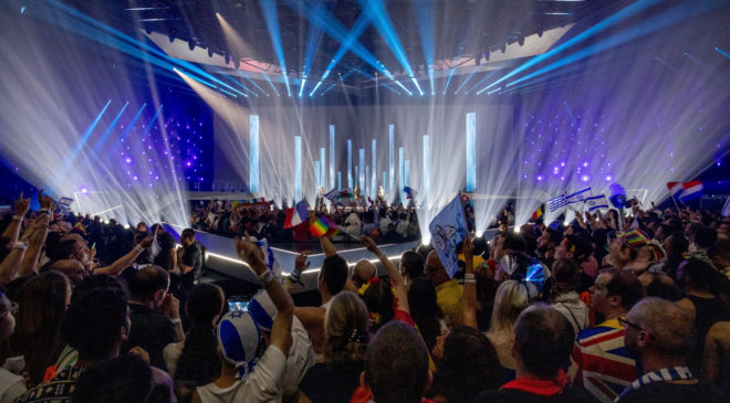 Sledovanost Eurovision Song Contest 2019