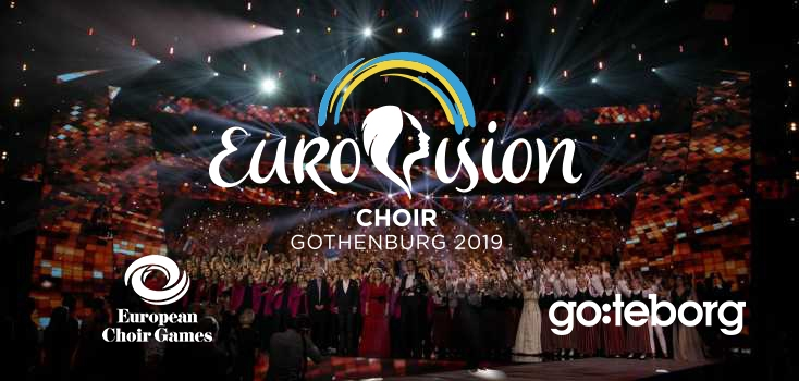 Eurovision choir