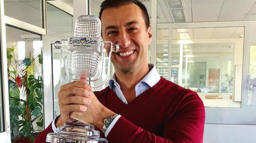 Italskou televizi opouští Nicola Caligiore