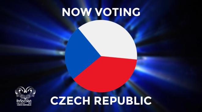 Hlasuj v českém kole Infevision