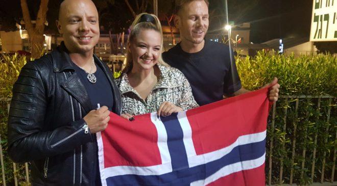 Známe další semifinalisty norského kola