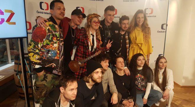Pozor! Výběr českého songu končí zítra 2.února