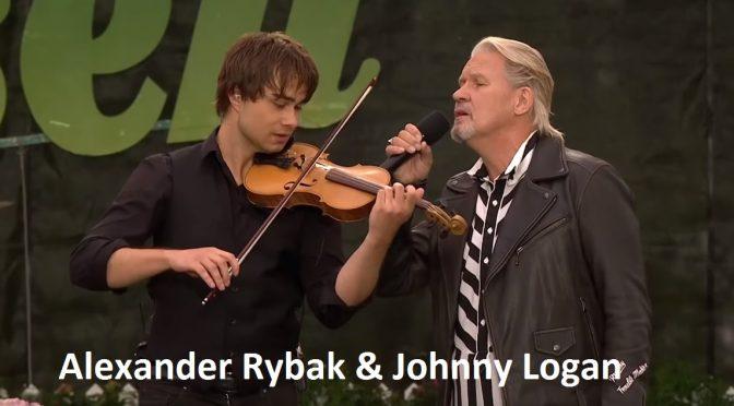 Alexander Rybak Johhny Logan