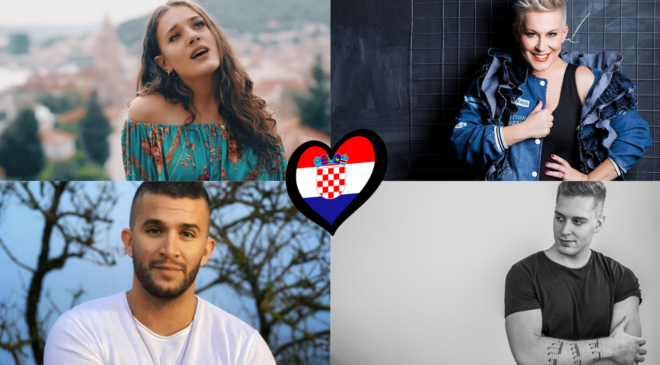 Chorvátsko zverejnilo svoje piesne