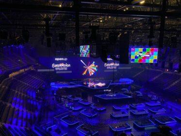 Velmi vysoká sledovanost Eurovize 2021