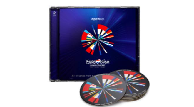 Eurovize zrušena, ale CD vyjde