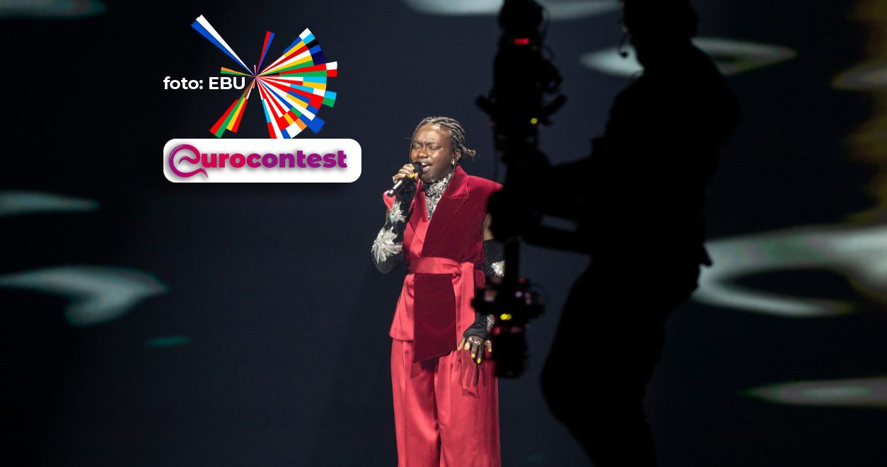 Eurovize 2021: První zkouška Švédsko