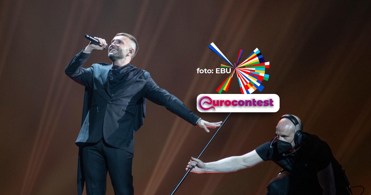 Eurovize 2021: První zkouška Makedonie