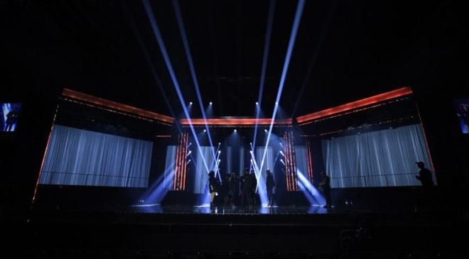 Výsledky prvního semifinále Melodifestivalen