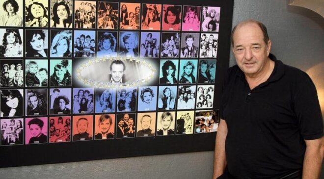Mister Grand Prix Ralph Siegel 75